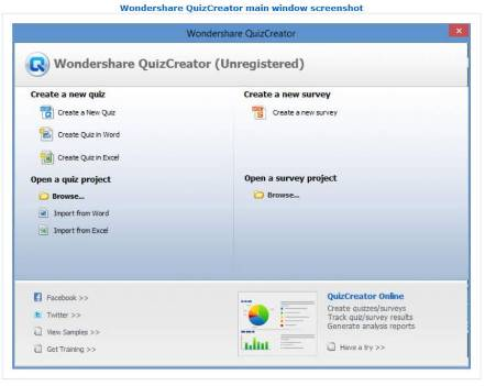 Wondershare QuizCreator 4.5.1