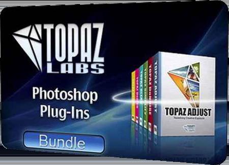 Русская версия Topaz  Photo Bundle ALL-In-One 2011