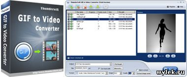 ThunderSoft GIF to Video Converter 2.1.0.0 Rus