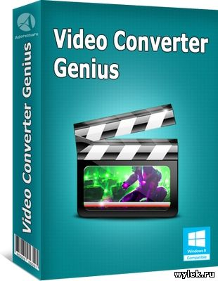 Adoreshare Video Converter Genius 1.4.0.0 Rus
