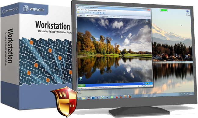 VMware Workstation 8.0.2.591240 + Rus
