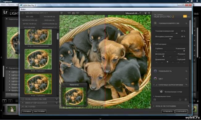 Nik Software HDR Efex Pro v 2.000 Eng/Rus (32x64)