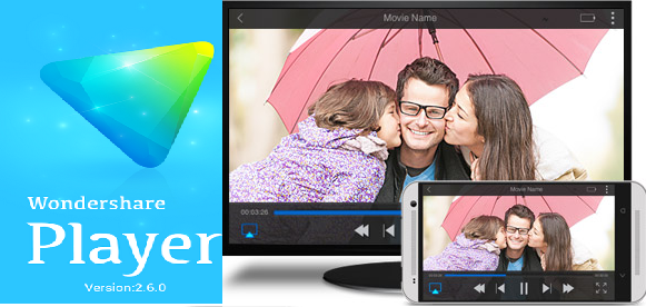 Wondershare Player 2.6.1 RUS for Android