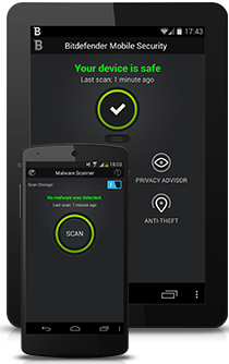 Bitdefender Mobile Security 2 RUS