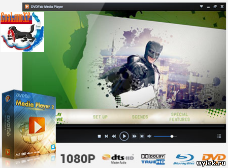 DVDFab Media Player 2.4.3.0 RUS