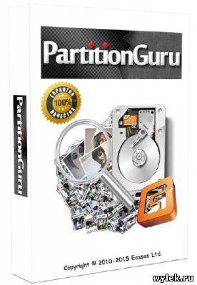 PartitionGuru 4.9.3.409_х86_х64_RUS