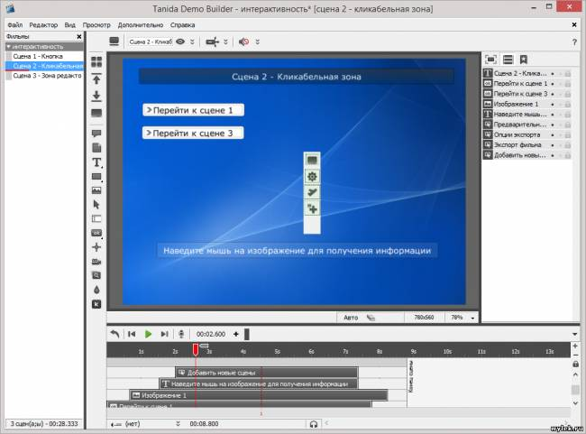 Tanida Demo Builder 11.0.30.0 Rus
