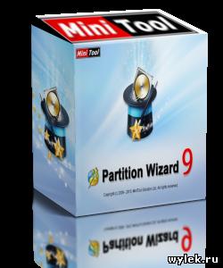 Русская версия MiniTool Partition Wizard Server Edition 9