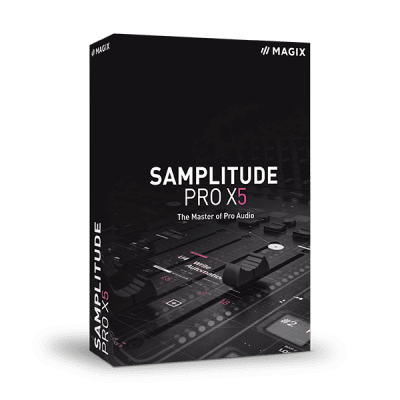 MAGIX Samplitude Pro X5 Suite 16.2.0.412 cо справкой на русском языке