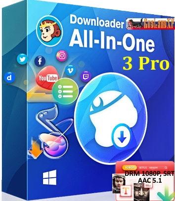 DVDFab Downloader pro 3.0.0.9 RUS