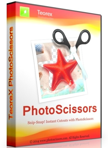 TeoreX PhotoScissors 4.0 RUS