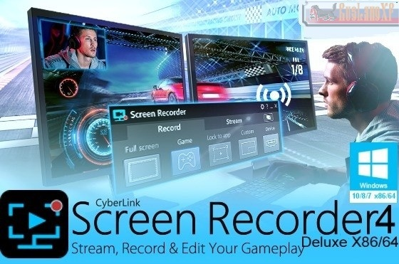 CyberLink Screen Recorder Deluxe RUS