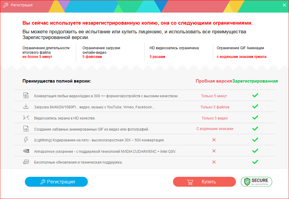 WonderFox HD Video Converter Factory Pro 21.3 RUS