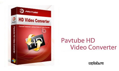 Pavtube HD Video Converter 4.9.0.0 Ru/En/Jp/Zhs