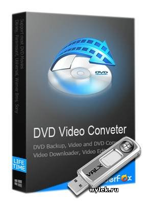 WonderFox DVD Video Converter 10.0 Rus Portable by Valx