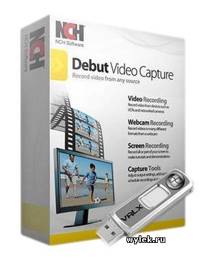 Debut Video Capture Pro 3.07 Rus Portable by Valx