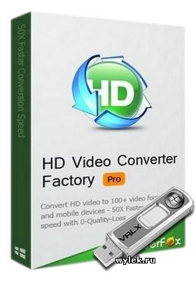 WonderFox HD Video Converter Factory Pro 10.0 Rus Portable by Valx