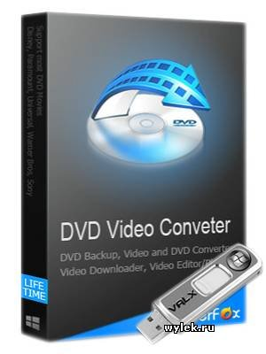 WonderFox DVD Video Converter 11.0 Rus Portable by Valx
